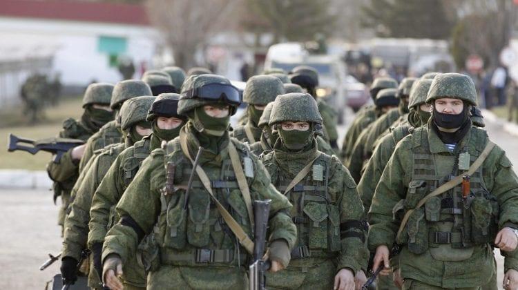 SUA vine cu estimări privind numărul trupelor rusești concentrate în estul Ucrainei și Crimeea