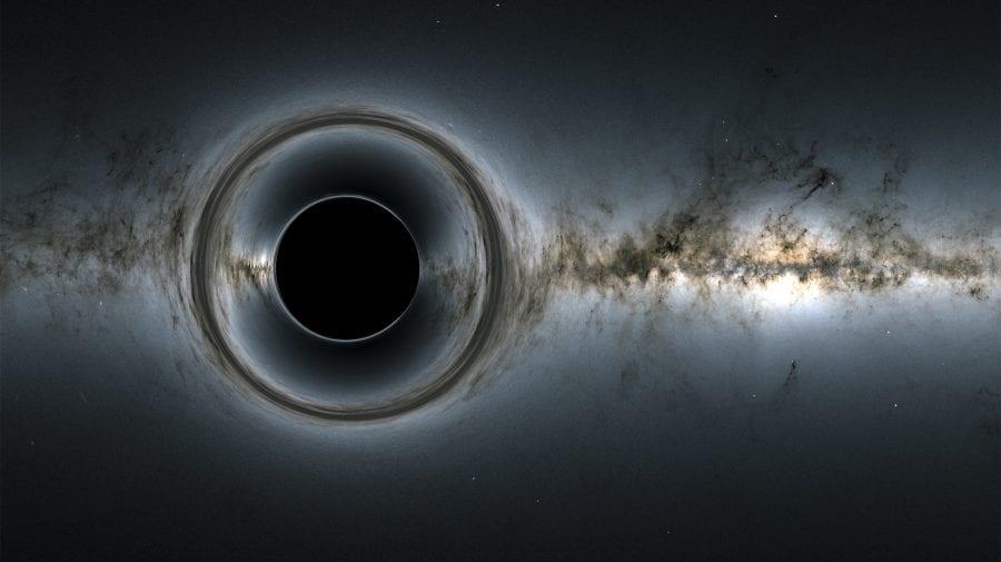 (FOTO) Cercetătorii au descoperit cea mai mică și apropiată gaură neagră de Pământ