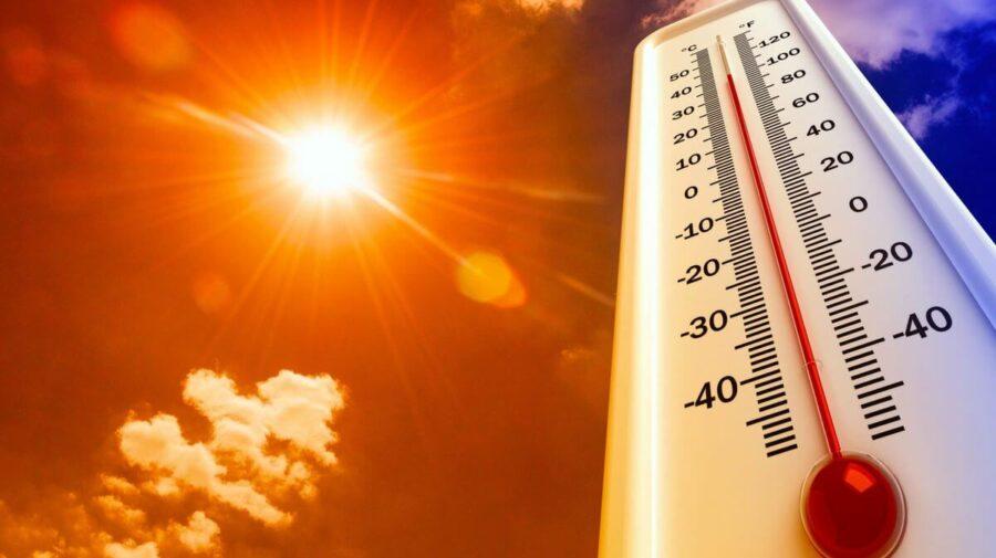 COD GALBEN de caniculă până pe 19 iulie! Va fierbe mercurul în termometru