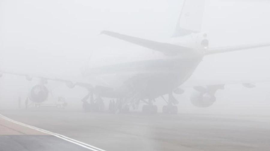 Ceața densă a perturbat traficul aerian! Câteva curse vor ateriza pe Aeroportul Internațional Chișinău cu rețineri