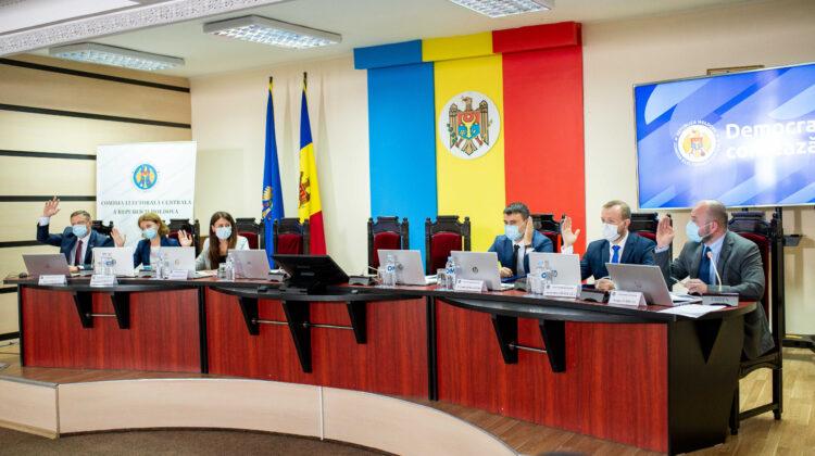 Conducere nouă, regulă nouă! CEC solicită IGP SFS și IF să delege reprezentanți la alegerile din 21 noiembrie. De ce?