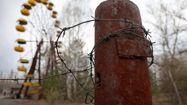 (GALERIE FOTO) Cernobîlul astăzi! Vezi cum arată zona de excludere la 35 de ani de la catastrofă