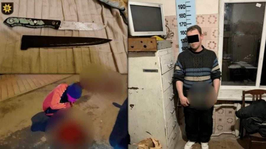 Conflict la beție: Un bărbat și-a înjunghiat cu un cuțit amicul de pahar