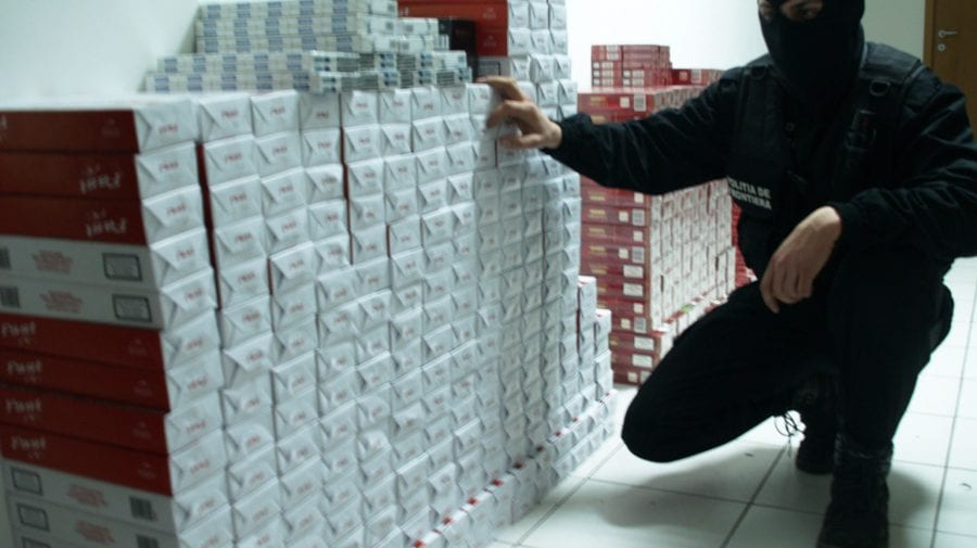 Formațiuni politice finanțate din contrabandă cu țigări, ex-șef al Poliției de Frontieră