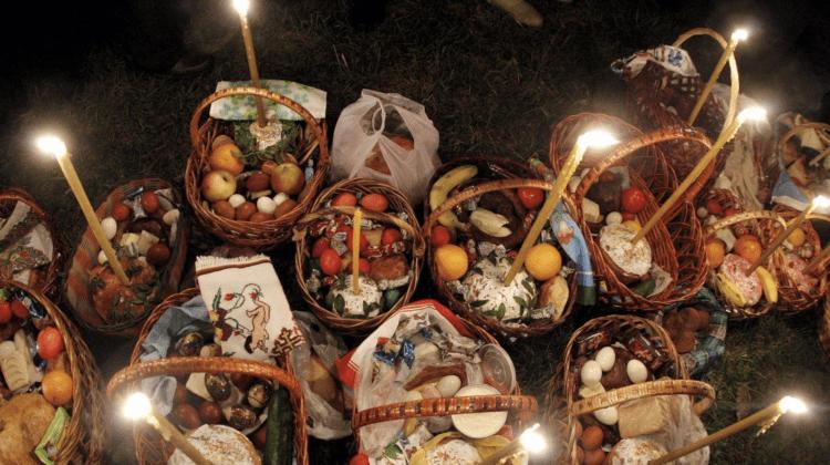 Coșul de Paști, adevărat simbol al divinității! Ce trebuie să conțină acesta