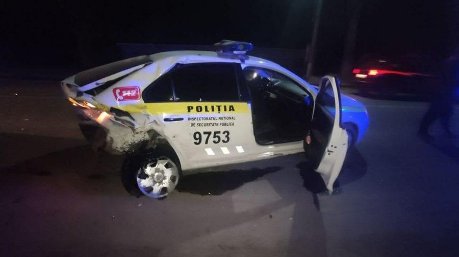 Șoferul de la Bălți care era beat la volan și a băgat patru polițiști în spital, arestat pentru 20 de zile