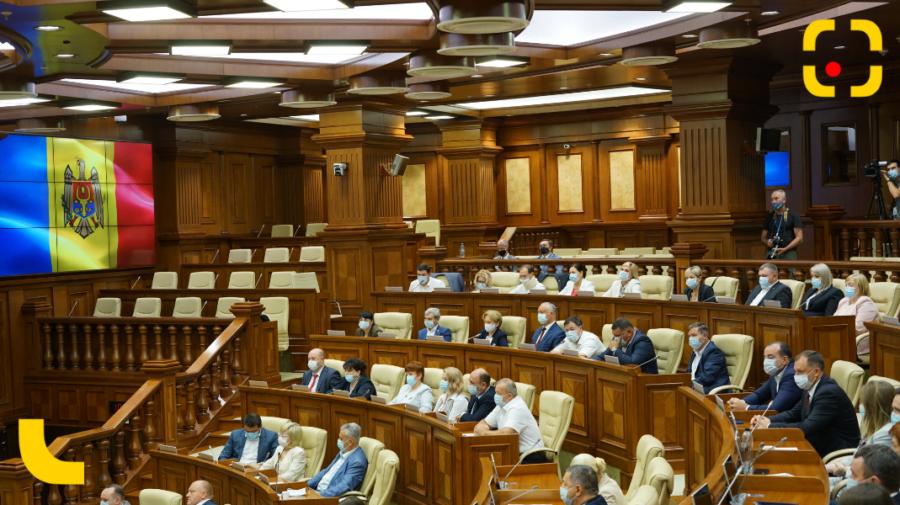 Biroul permanent al Parlamentului, constituit. BECS a vrut patru membri, însă s-au ales doar cu trei