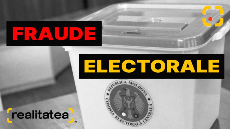 Primele abateri înregistrate! Promo-Lex: Transport organizat al alegătorilor și fotografierea buletinului de vot
