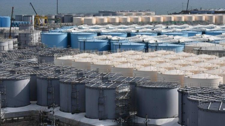 Decizie ce alarmează comunitatea internațională! Japonia va deversa apa contaminată de la Fukushima în Oceanul Planetar