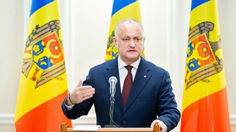 PSRM cere demisia Maiei Sandu și vrea alegeri anticipate a președintelui Republicii Moldova