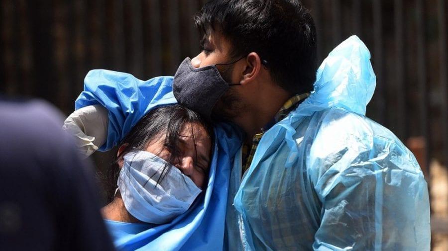Criza din India se amplifică! Oamenii mor din lipsă de oxigen (FOTO)