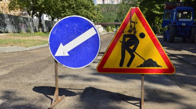 Pentru aproape o lună, traficul rutier pe strada Alexandru cel Bun va fi suspendat! Ce lucrări se vor efectua