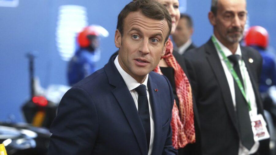(VIDEO) Bărbatul care l-a pălmuit pe președintele Franței, pedepsit. Cum anume