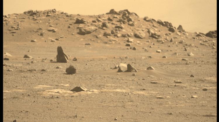 (FOTO) Imagini uimitoare ale planetei Marte surprinse de o sondă spațială chineză