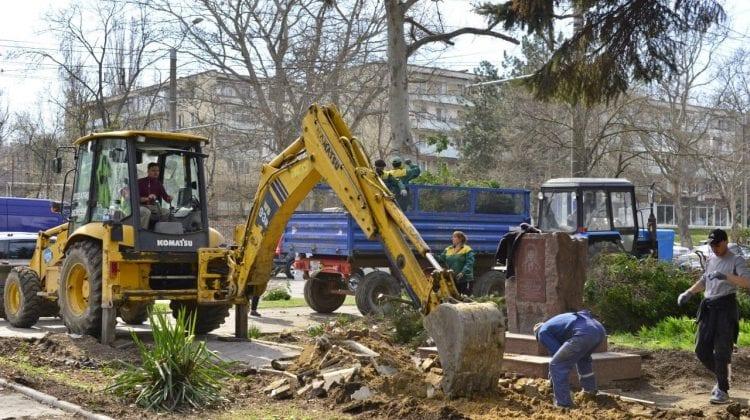 (FOTO) Sectorul Buiucani se modernizează. Ce trotuare vor fi reabilitate