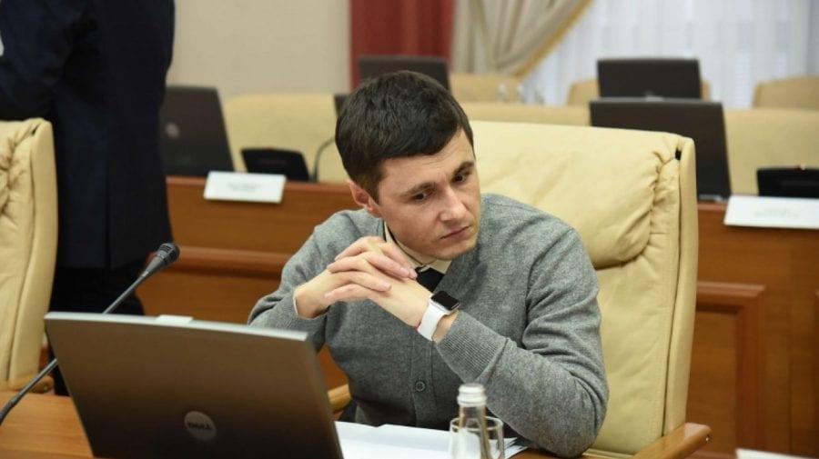 (VIDEO) Ministrul interimar al Justiției, Fadei Nagacevschi a încis spiritele la ședința CSM. Motivul