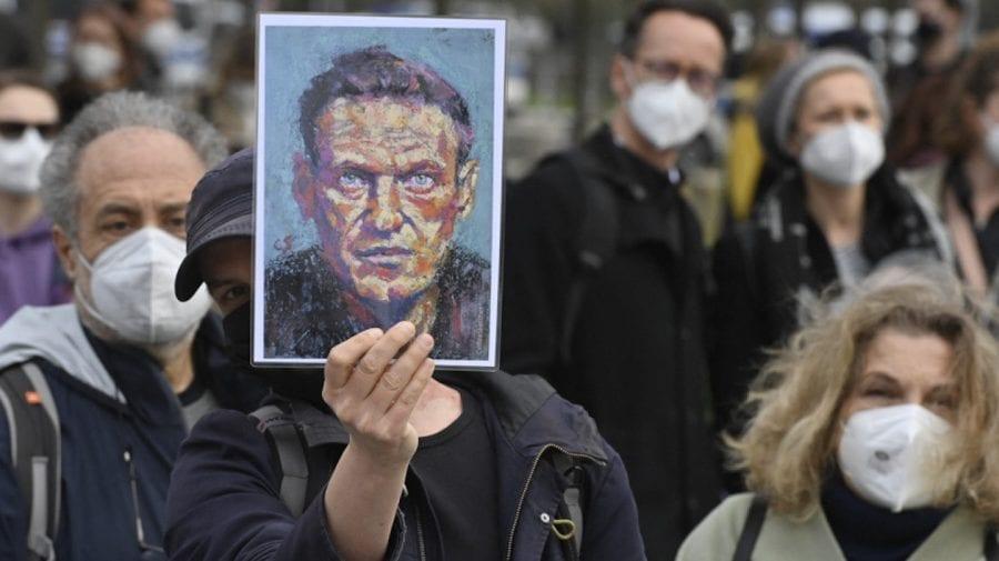 """Kremlinul au ordonat rețelei lui Navalnîi să-și suspende activitatea. Parchetul de la Moscova o numește """"extremistă"""""""