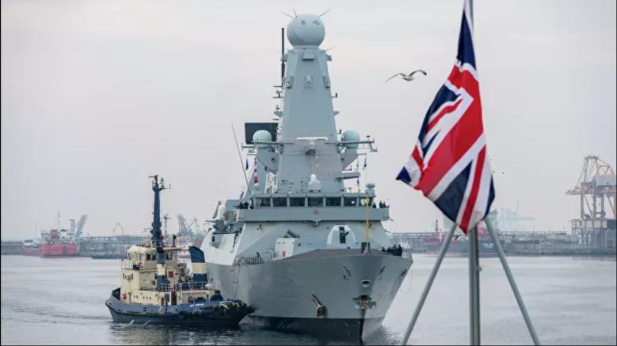 Două nave de luptă NATO au intrat în Marea Neagră