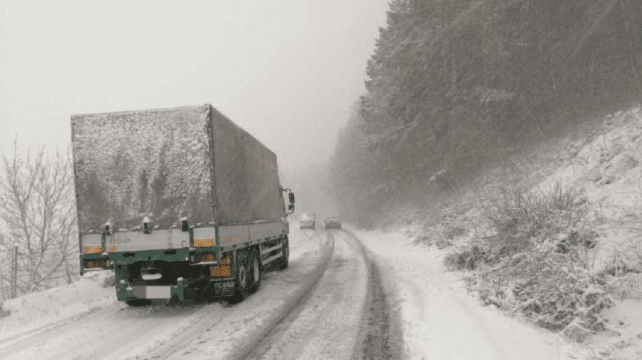 Alertă meteo: la mijloc de primăvară, cod galben de ninsori în România