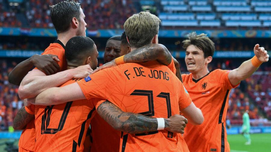 """Meciul Olanda-Austria! """"Portocala mecanică"""" s-a calificat în optimi la EURO 2020"""