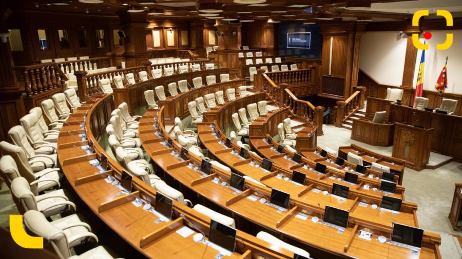 Deputații moldoveni se întrunesc azi în ședință. Rlive.md și RLIVE TV o va transmite în direct