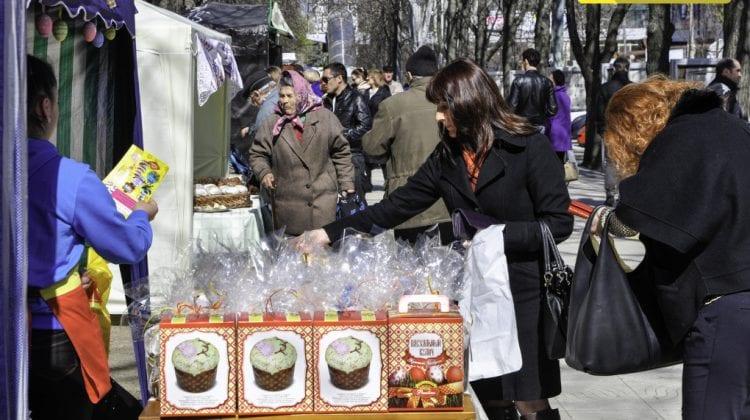 Pandemia nu amână târgurile pascale din Chișinău. Unde vor fi organizate acestea