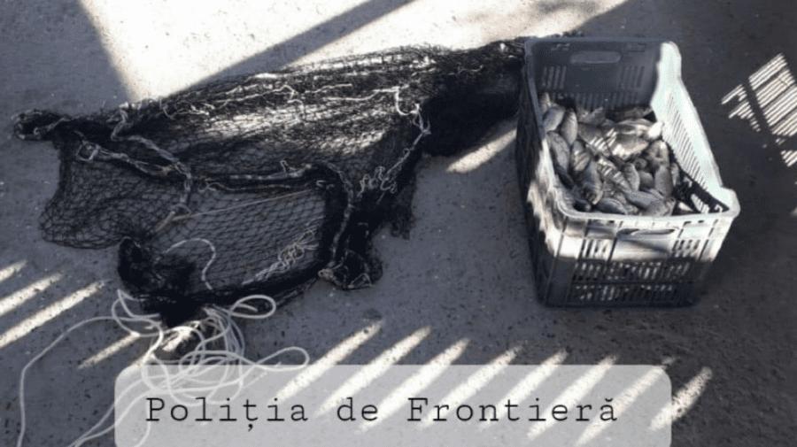 (VIDEO) Deși e interzis la pescuit, moldovenii nu se pot abține de la încălcarea legii