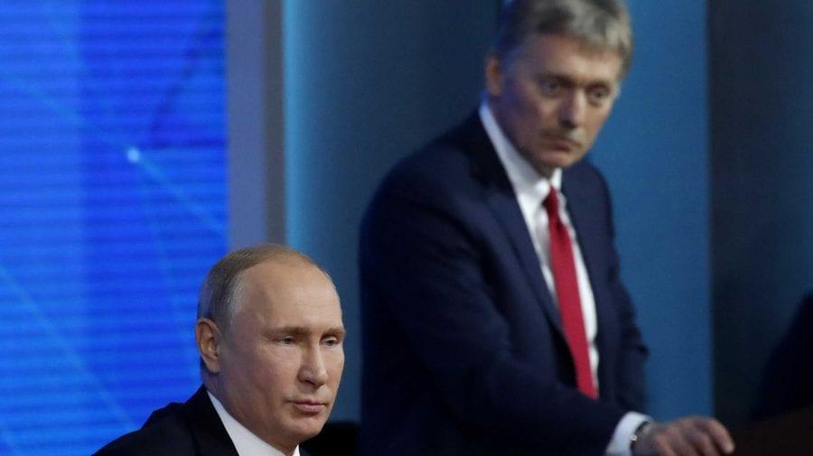 """Kremlinul promite că va oferi Cehiei și Bulgariei """"un răspuns pe măsură"""""""