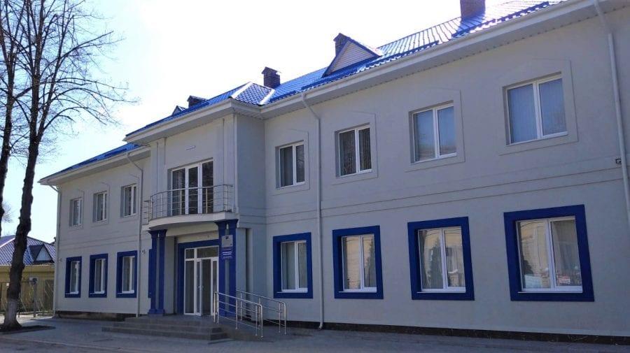 (FOTO) Au trecut la casă nouă! Cum arată noul sediu al IP Bălți, renovat pe bani europeni