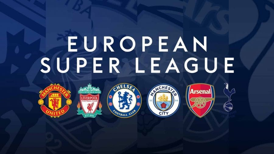 Superliga Europeană: Toate cele șase echipe din Premier League se retrag din competiție