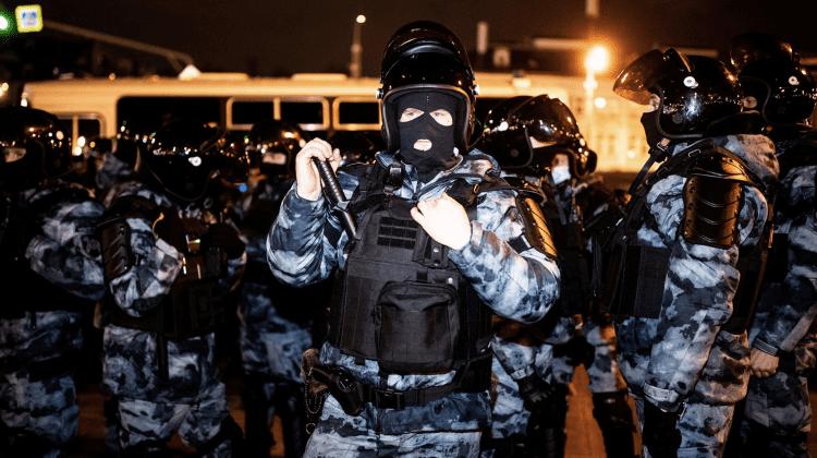 Libertate pentru Navalnîi! Peste 1.500 de persoane au fost reținute la mitingurile de ieri seara din Rusia
