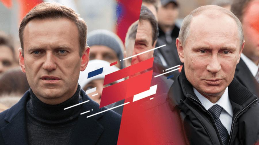 Kremlin: Starea de sănătate a lui Navalnîi nu reprezintă o preocupare pentru președintele Putin