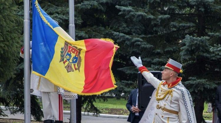 Onor la tricolor! Astăzi marcăm Ziua Drapelului de Stat. 31 de ani de la aprobarea simbolului național
