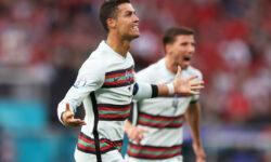 Ronaldo a devenit cel mai bun marcator din istoria EURO, după meciul Ungaria-Portugalia