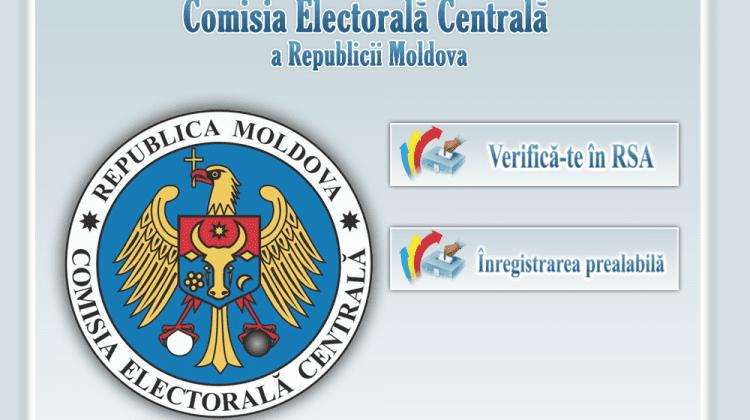 Important pentru diasporă și moldovenii din stânga Nistrului! Se pot înregistra prealabil la alegerile anticipat