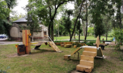 """Din paragină într-un parc modern! Cum va arăta scuarul """"Consiliul Europei"""" din Capitală după reabilitare"""