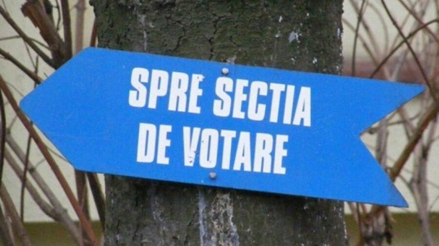 DOC În restaurante, cantine publice, licee, policlinici! Adresele secțiilor de votare care vor fi deschise în Chișinău