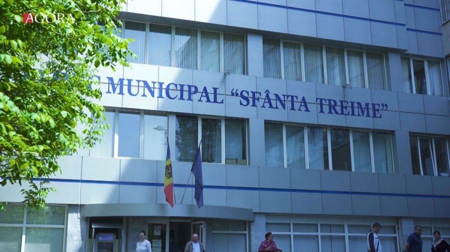 O nouă secție de reanimare și terapie intensivă va fi deschisă în Capitală. Instituția vizată
