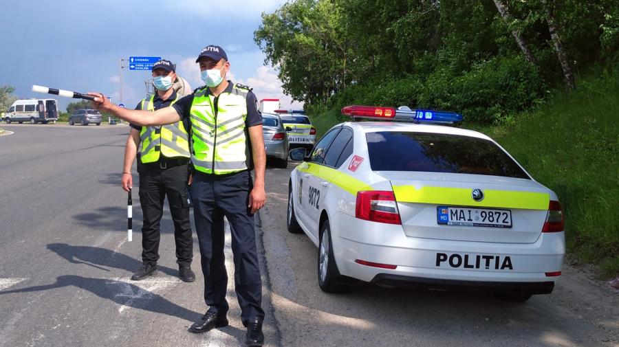 Sinteza de weekend a INSP: 34 de șoferi se aflau la volan în stare de ebrietate avansată
