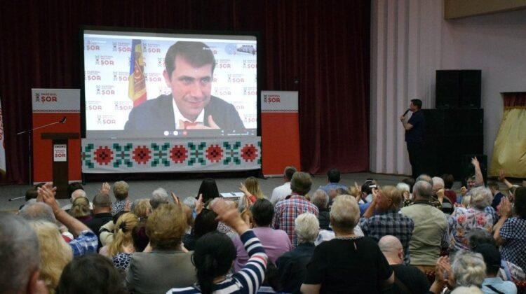 """Tauber, despre Șor: """"Oamenii l-au delegat să preia funcția de premier"""""""