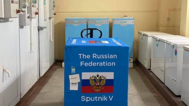 Mâine ajunge la Chișinău cea de-a doua tranșă de vaccin Sputnik V