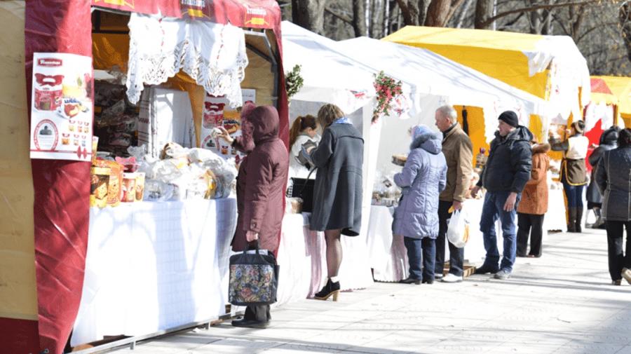 Târguri pascale la Chișinău. Adresele unde au fost amenajate acestea