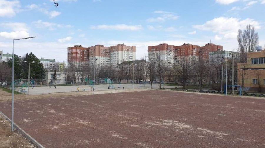 (FOTO) Clase specializate de fotbal în instituțiile din Capitală. În câte va fi implementat proiectul