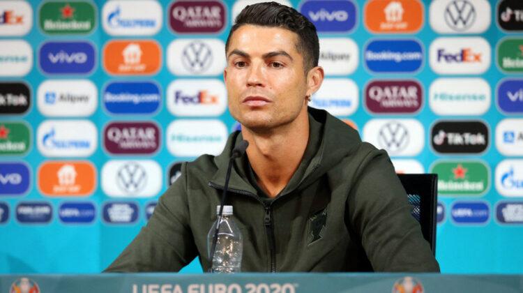 UEFA are o reacție! Spune dacă-l va amenda pe Ronaldo și Pogba pentru Cola și Heineken