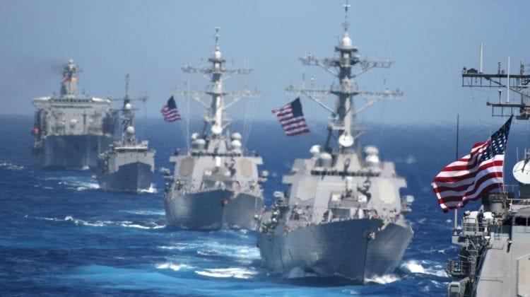 SUA renunță la dislocarea celor două nave de război în Marea Neagră, anunță oficialii turci
