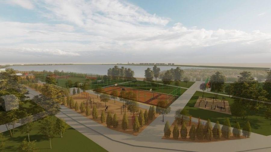 Un parc din Capitală se va schimba la față. În ce sector se află și ce lucrări urmează a fi efectuate