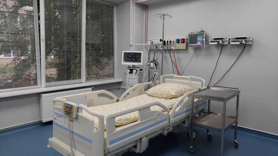 """O nouă secţie, construită de la zero, inaugurată la spitalul clinic municipal """"Sfânta Treime"""". Bugetul alocat"""