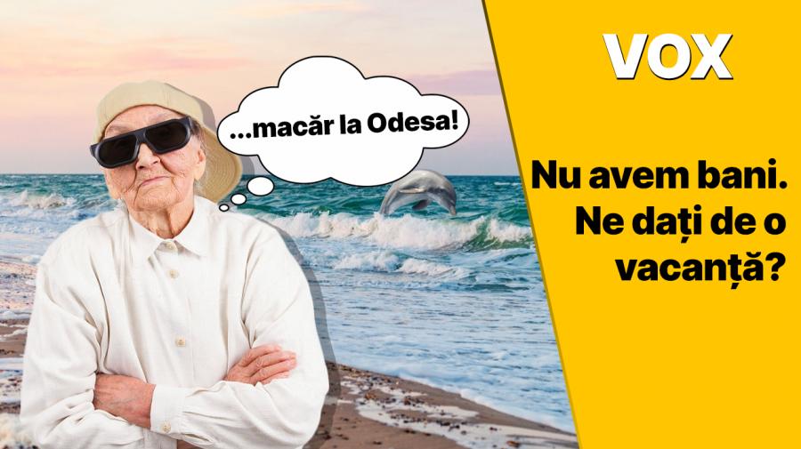 (VOX) 3 din 5 moldoveni nu au bani de vacanță! Ce ne-au răspuns la întrebarea: Care sunt planurile pentru acest sezon?
