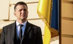 """Zelenski a numit Crimeea """"pământul său"""" și a promis din nou că o va întoarce Ucrainei"""