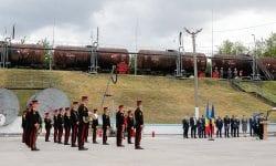 (FOTO) Motorina promisă de România va fi adusă în tranșe. Cât conține primul lot ajuns astăzi în țară